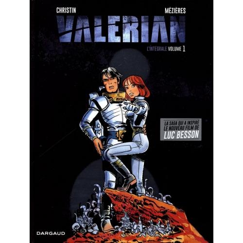 Valérian - Intégrale Tome 1 (VF)