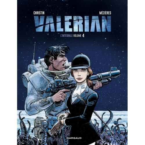 Valérian - Intégrale Tome 4 (VF)