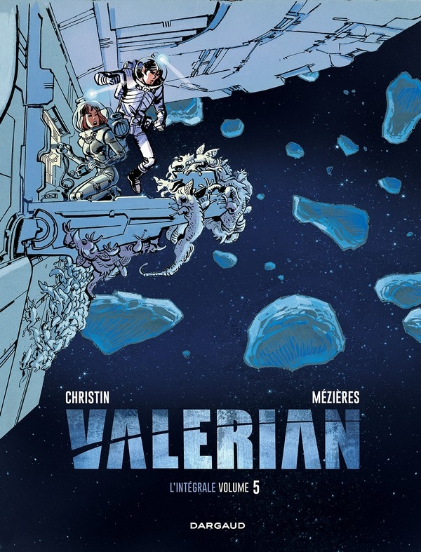 Valérian - Intégrale Tome 5 (VF)