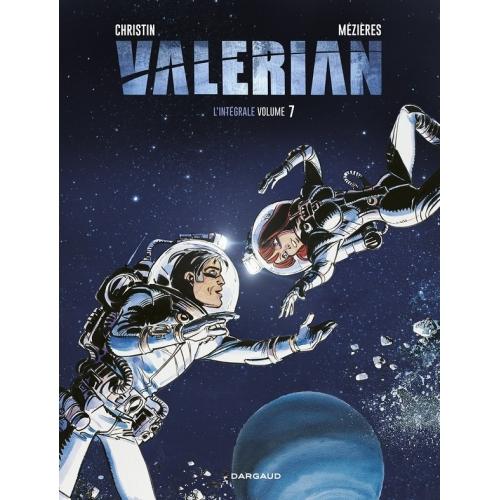 Valérian - Intégrale Tome 7 (VF)