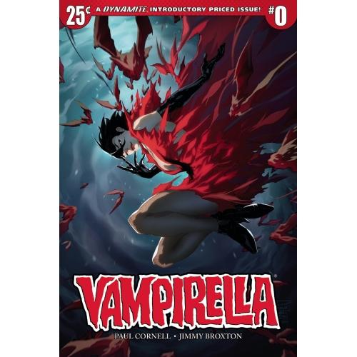 Vampirella 0 Philip Tan Cover (VO)