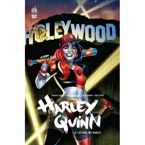 Harley Quinn tome 4 (VF)