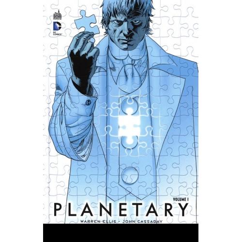 Planetary tome 1 (VF) cartonné