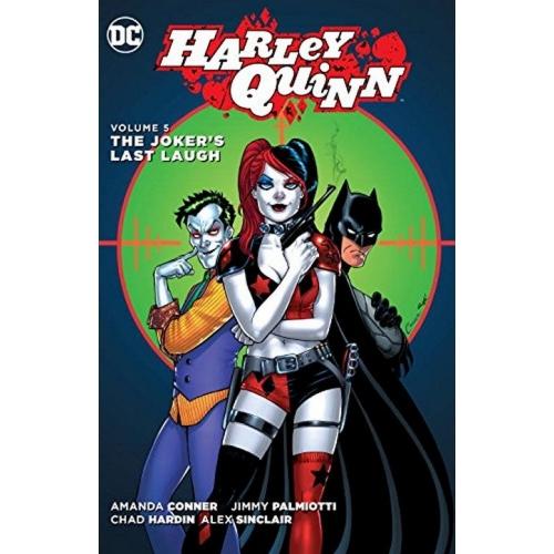 Harley Quinn tome 5 (VF)
