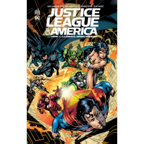 Justice League of America Tome 1 (VF)