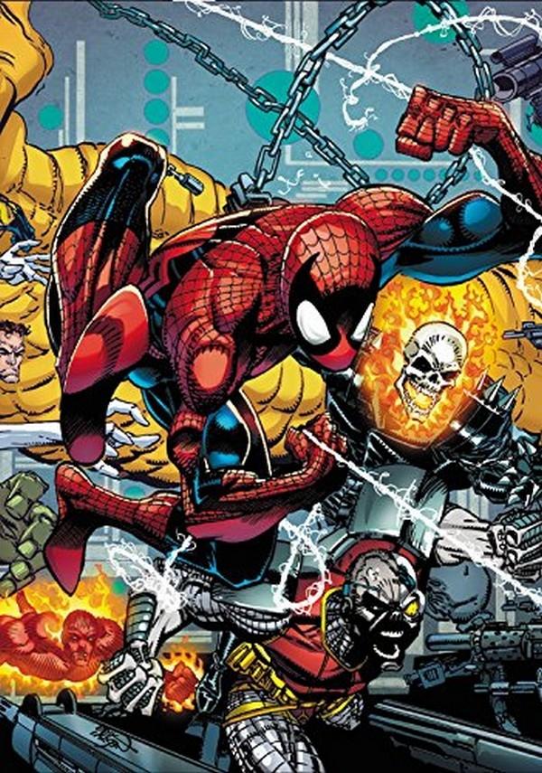 Spider-Man by David Michelinie and Erik Larsen Omnibus (VO)