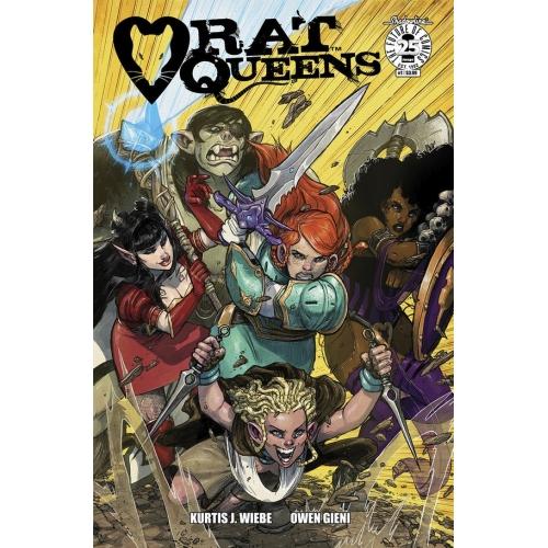 Rat Queens 1 (VO)