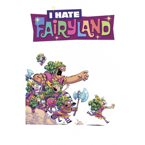 I hate Fairyland 11 (VO)