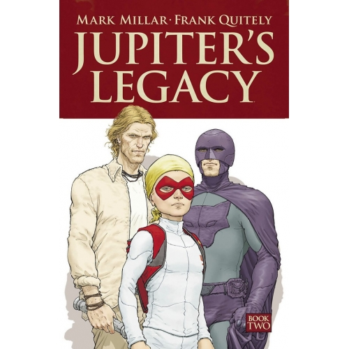 Jupiter's Legacy Vol 2 TP (VO)