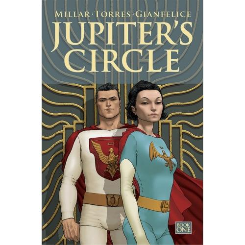 Jupiter's Circle Vol 1 TP (VO)