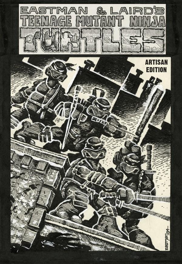 Teenage Mutant Ninja Turtles Artisan Edition (VO)