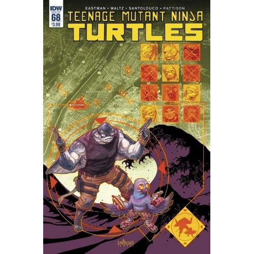 Teenage Mutant Ninja 68 (VO)