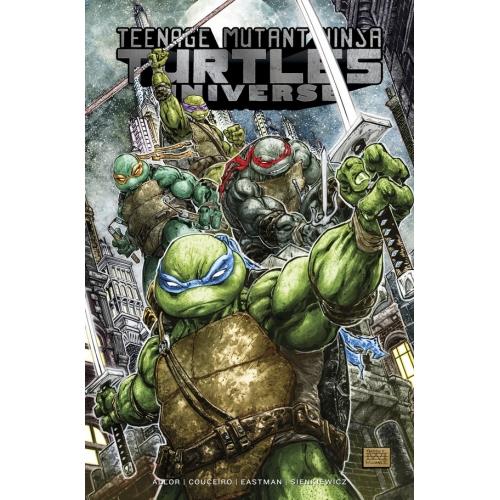 Teenage Mutant Ninja Turtles Universe TP Vol.1 (VO)