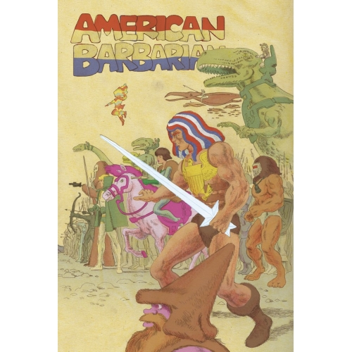 American Barbarian The Complete Series (VO)