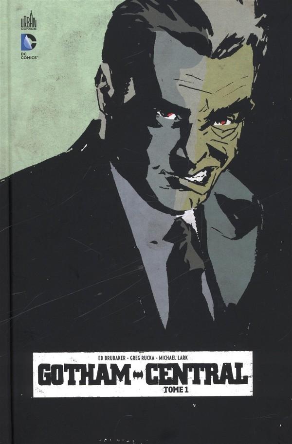 Gotham Central Tome 1 (VF)