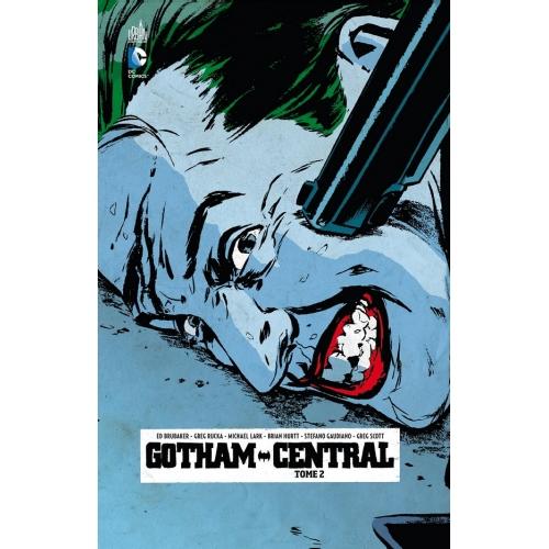 Gotham Central Tome 2 (VF)
