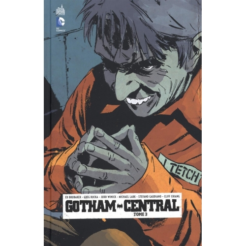Gotham Central Tome 3 (VF)