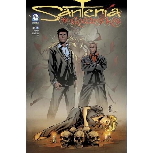 Santeria : The Goddess Kiss 5 (VO)