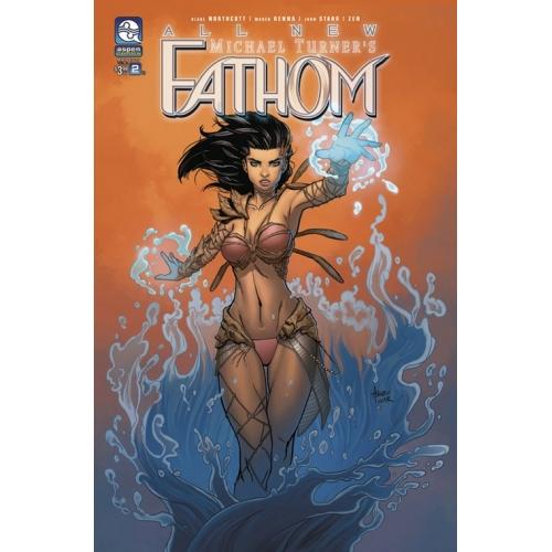 All-New Fathom 2 COVER B TOVAR (VO)