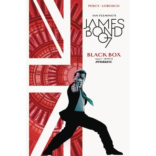 James Bond 1 Cover A John Cassaday (VO)