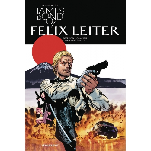 JAMES BOND: FELIX LEITER 3 (VO)