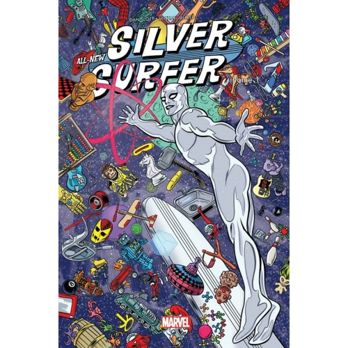 Silver Surfer All-New All-Different Tome 1 (VF)
