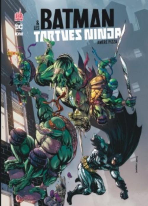 Batman / Teenage Mutant Ninja Turtles 1