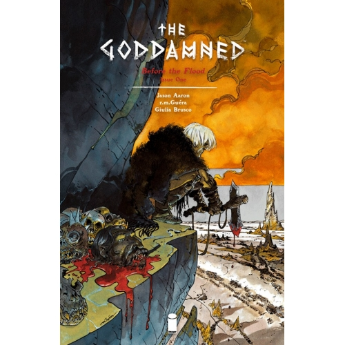 The Goddamned Tome 1 (VF)