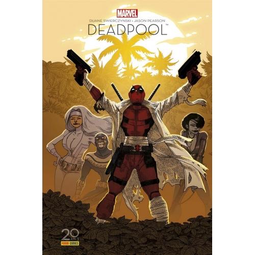 Deadpool - Il faut soigner le soldat Wilson (Éd. 20 ans)