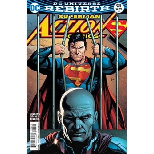 Action Comics 970 Variant Cover (VO)