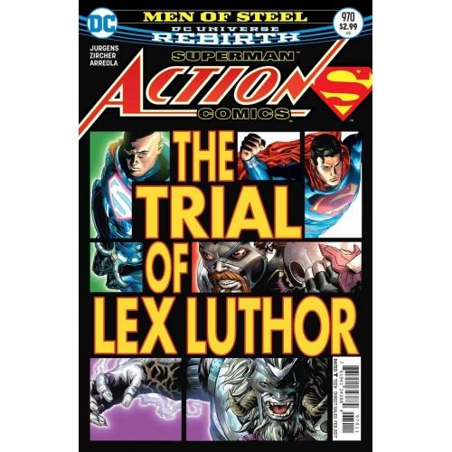 Action Comics 970 (VO)