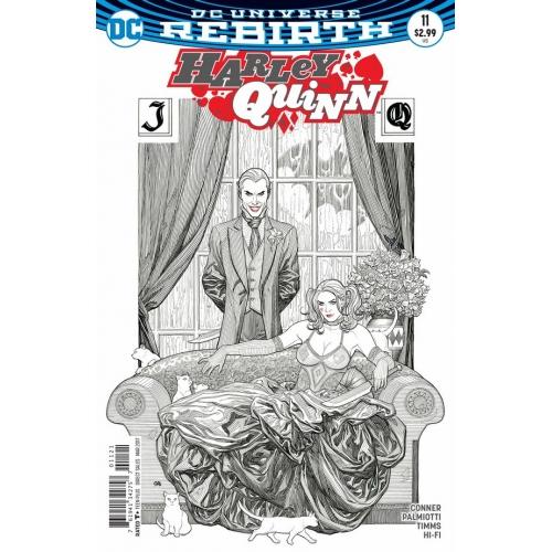 Harley Quinn 11 Frank Cho Variant (VO)
