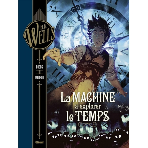 HG Wells : La machine à explorer le temps (VF)