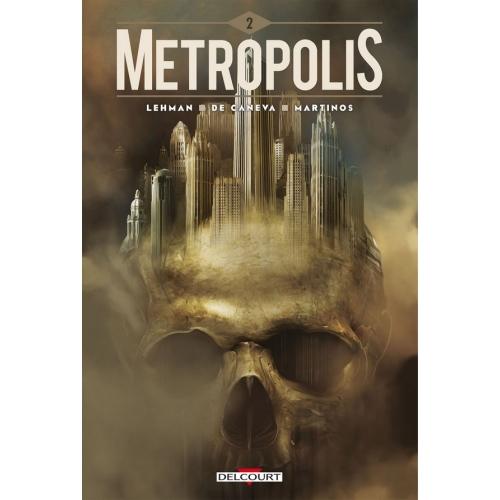 Metropolis Tome 2 (VF)