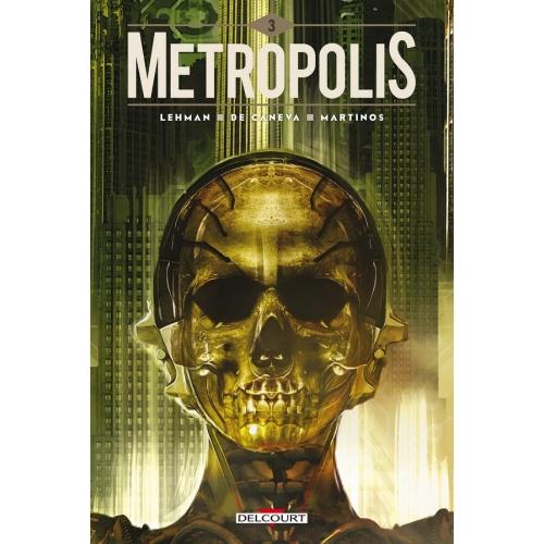 Metropolis Tome 3 (VF)