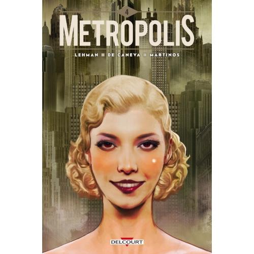 Metropolis Tome 4 (VF)