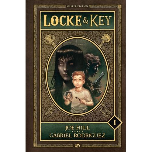 Locke & Key Intégrale Tome 1 (VF)