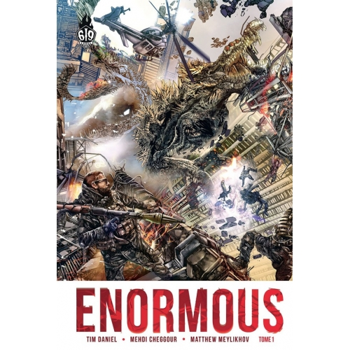 Enormous Tome 1 (VF)