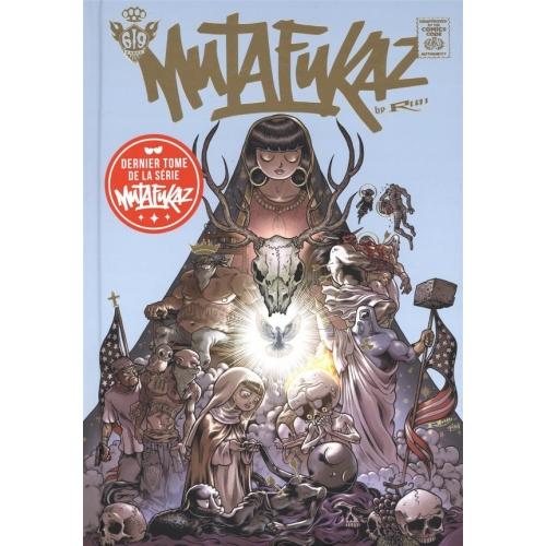 Mutafukaz Tome 5 (VF)