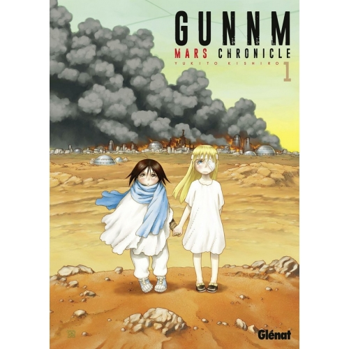 Gunnm Mars Chronicles Vol. 1 (VF)