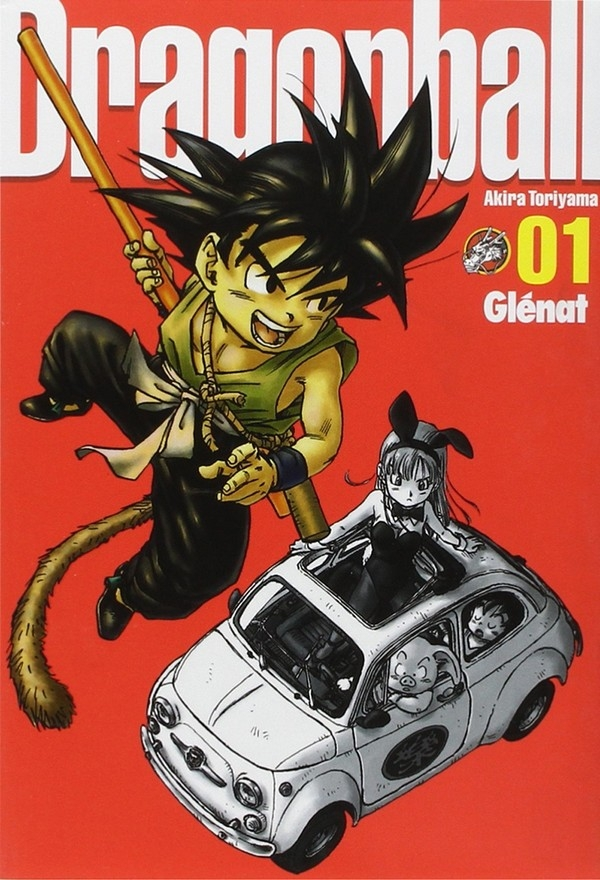 Dragon Ball Perfect Edition Vol.1 (VF)