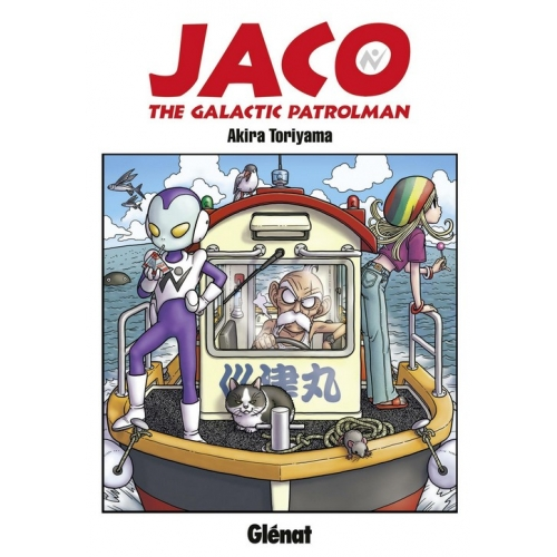 Jaco The Galactic Patrolman (VF)