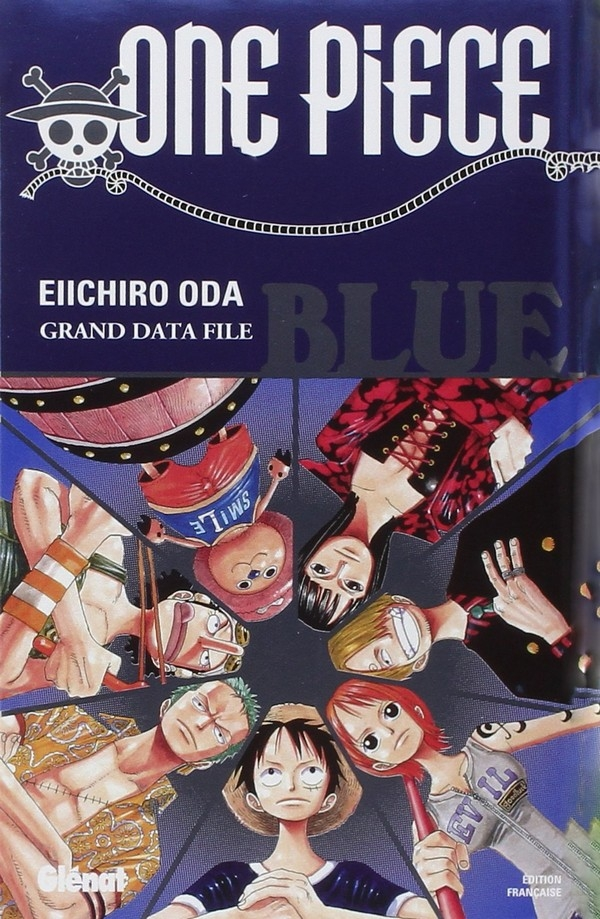 One Piece Blue (Grand Data Files) (VF)