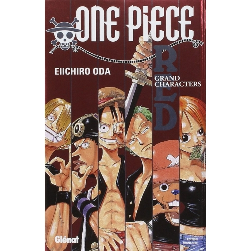 One Piece Red (Grand Characters) (VF)
