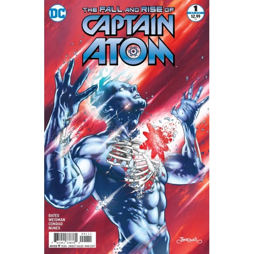 The Fall & Rise of Captain Atom 1 (VO)
