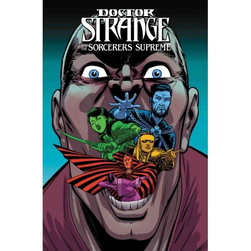 Doctor Strange & The Sorcerers Supreme 6 (VO)