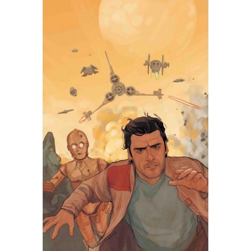 Star Wars : Poe Dameron 12 (VO)