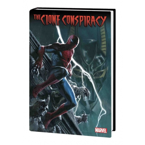 Amazing-Spider-Man : The Clone Conspiracy HC (VO)