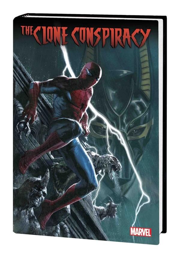 Amazing-Spider-Man : The Clone Conspiracy HC (VO)