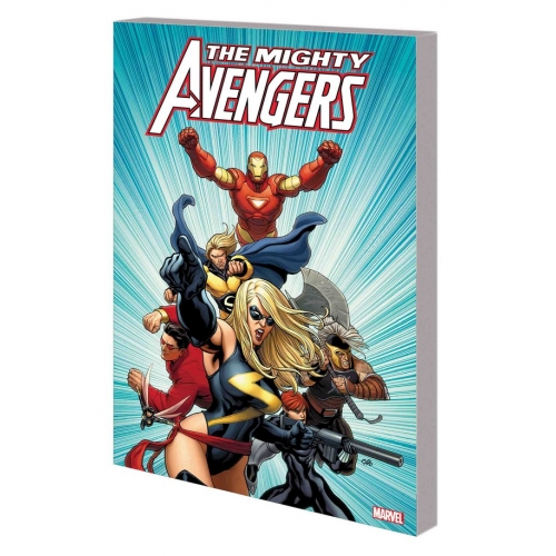 MIGHTY AVENGERS BY BRIAN MICHAEL BENDIS: THE COMPLETE COLLECTION TP (VO)